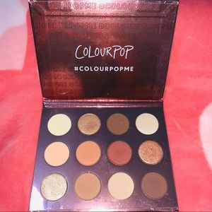 Colourpop Doubt Entendre Palette